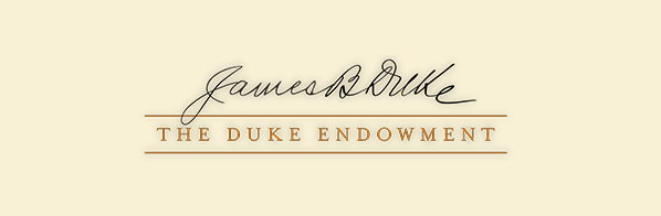 James B Duke - The Duke Endowment
